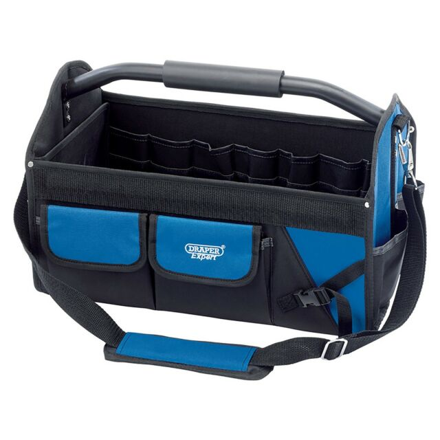 Draper Expert Folding Garage/Workshop Work Tool Storage Bag (355mm) - 31593