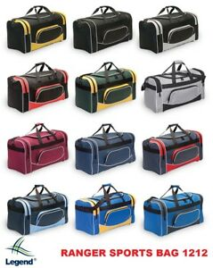 NEW-LEGEND-Ranger-Team-Sports-Bag-1212-ALL-COLOURS