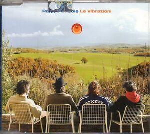 LE-VIBRAZIONI-RAGGIO-DI-SOLE-CD-SINGLE-NUOVO-NON-SIGILLATO