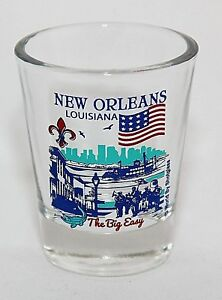 NEW-ORLEANS-LOUISIANA-GREAT-AMERICAN-CITIES-COLLECTION-SHOT-GLASS-SHOTGLASS