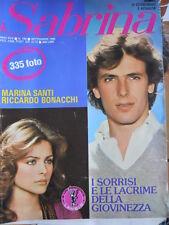 Rivista Fotoromanzi SABRINA n°198 1980 - DISCRETO -   [D34]