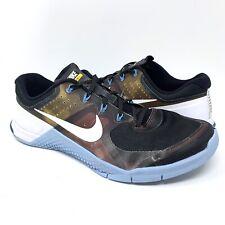 sports shoes 73ad4 adf98 item 6 NIKE METCON 2 Men s Running Training CrossFit Shoes 819902-001 Black Blue  Sz 13 -NIKE METCON 2 Men s Running Training CrossFit Shoes 819902-001 Black  ...