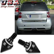 2xAluminum Car Bumper Protection Spikes Anti-Collision Guard Fit For Mercedes