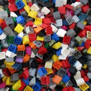 Used-LEGO-500g-Packs-Slopes-3039-Schraegstein-45-2-x-2