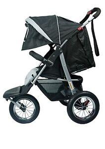New Mamakiddies 3 Wheel Baby Pram Buggy Kid Baby Stroller