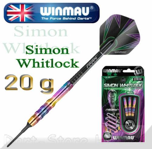 "WINMAU Softdarts /""SIMON WHITLOCK URBAN GRIP/"" 20g"