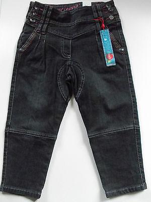 Bnwt Boboli Spagna Ragazze Stile Hareem Pantaloni Jeans Corti Di Lusso 4 Anni 104 Cm-mostra Il Titolo Originale Funzionalità Eccezionali