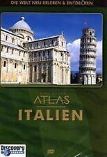 Discovery Atlas - Italien (Die Welt neu Erleben & Entdecken ( Reise/Tour DVD ))