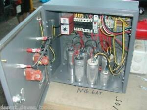 3 PHASE CONVERTER PLANS HOW IT WORKS 415V STATIC ROTARY ...