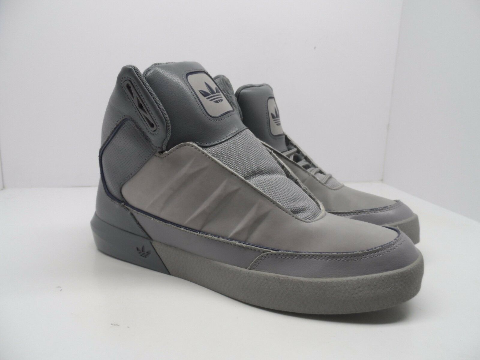 adidas Men's Uptown Select Basketball Shoe G98504 Aluminum Night/Blue Bird 11M Brand discount