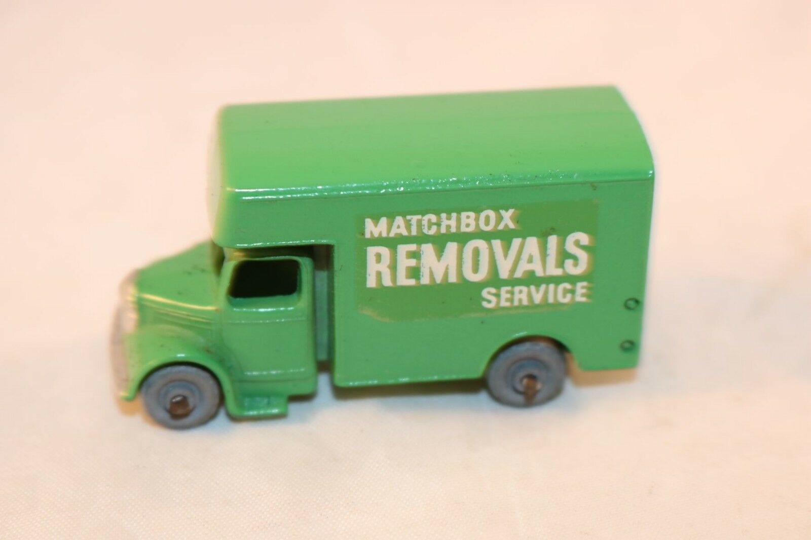 Matchbox Lesney Lesney Lesney No 17 Bedford Removals very near mint all original condition GMW 1f0bfe