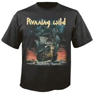 RUNNING-WILD-Under-Jolly-Roger-Cover-T-Shirt
