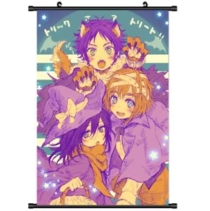 Anime attack on titan Shingeki no Kyojin cosplay Wall Scroll Poster 2449