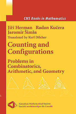 Counting and Configurations. Problems in Combinatorics, Arithmetic, and Geometry