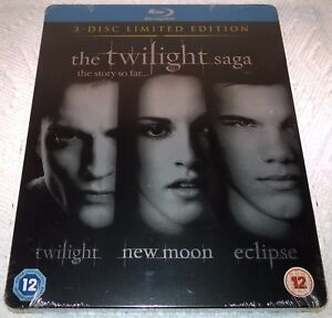 15 MONTH THE TWILIGHT SAGA ECLIPSE OCT 10//2011 CALENDAR FACTORY SEALED UK SELLER