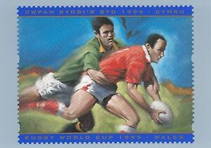 (97895) GB PHQ mint Rugby World Cup D15 1999