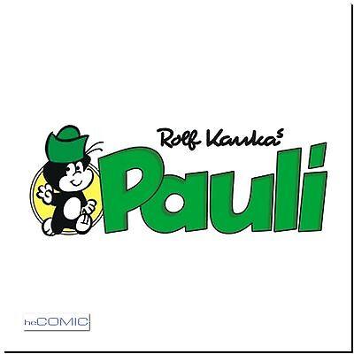Rolf Kauka Classics Band (4) Pauli 1 Die große Reise FUNNY COMIC Fix und Foxi