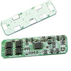 4 Packs Li-ion Lithium Battery Recharge 4-5A PCB Charger Protection Board