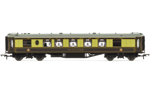 Hornby-R4741-8-Wheel-Pullman-2nd-Class-Kitchen-Car-58-with-Lights