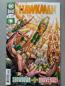 HAWKMAN-12a-2019-DC-Universe-Comics-VF-NM-Comic-Book