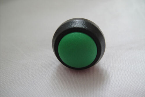 Red//Yellow//Blue//Green//White//Black 12mm Momentary Horn//Bell Push Button Switch