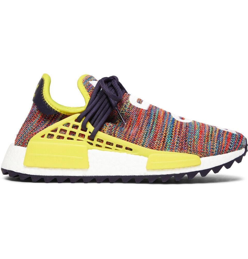 NIB Adidas Pharrell Williams Human Race Hu NMD TR Multicolor US11 UK10.5 AC7360
