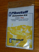 Pikestuff 142 Ho Metal Building Extension Kit Red