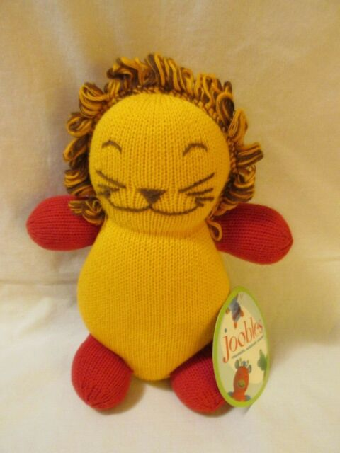 Joobles Organic Baby Cardigan Sweater Silly The Fox