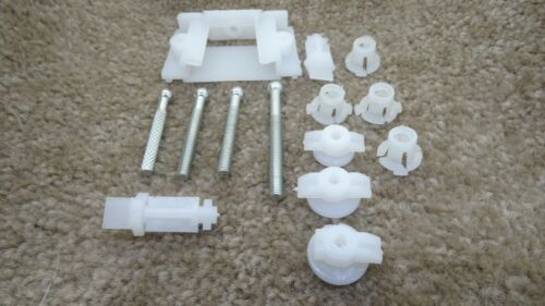 Bush /& Clip Set Complet Volkswagen Avant Projecteur//Phare Ajusteur Kit vis