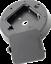 Clock-movement-housing-case-casing-back-box-cover-DIY-build-wall-clock-holder-UK miniatuur 5