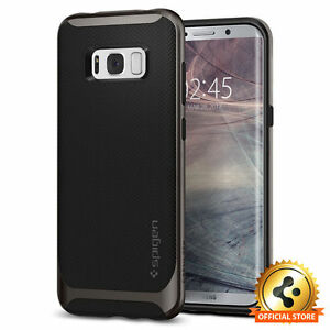 Spigen Galaxy S8 Plus Case Neo Hybrid Gunmetal