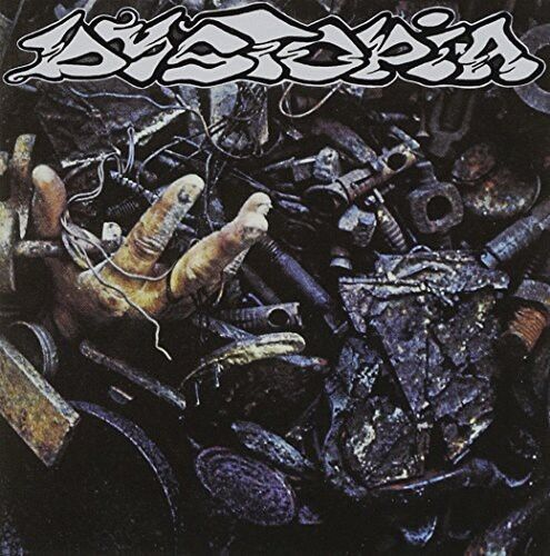 Human = Garbage - Dystopia (2014, CD NEU)