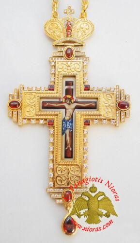 Orthodox Pectoral Crucifix Cross Collection Different Styles Kruzifix Kreuz