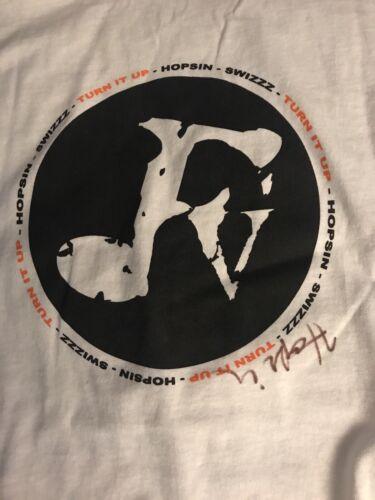 Hopsin Autograph Shirt Rare