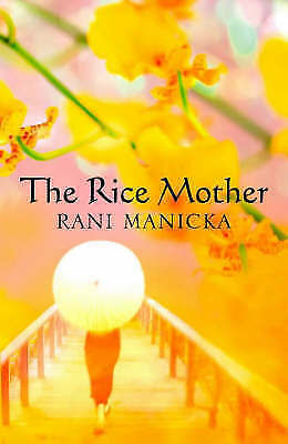 The Rice Mother by Manicka, Rani, Good Book (Hardcover) Fast & FREE Delivery!