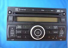 10 2010 Nissan Cube Radio MP3 AM FM CD AUX Player OEM