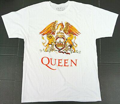100/% cotton Queen Band Shirt New British rock band Black S XL