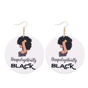 African-Women-Earrings-Afro-Girl-Personality-Women-Jewelry-Black-Girl-Wooden-TOP