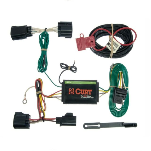 Curt Wiring 56140 For Ford Focus Hatchback