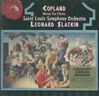 Copland: Music for Films (CD, Aug-1994, RCA)