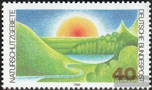 BRD-BR-Deutschland-1052-kompl-Ausgabe-postfrisch-1980-Naturschutzgebiete