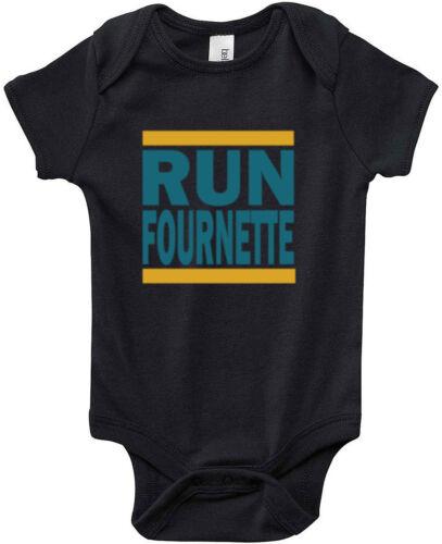 "Leonard Fournette Jacksonville Jaguars /""RUN/"" jersey T-shirt Shirt or Long Sleeve"
