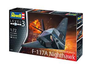 Revell-03899-1-72-Lockheed-Martin-F-117A-Nighthawk-Neu