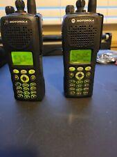 Motorola Xts2500 700800mhz M3 Slightly Used Excellent Condition 1 Pair