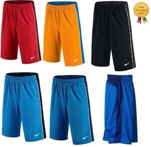 quality design 39028 6824b Image is loading Nike-Boys-Sport-Shorts-Dri-Fit-Acceler-8-