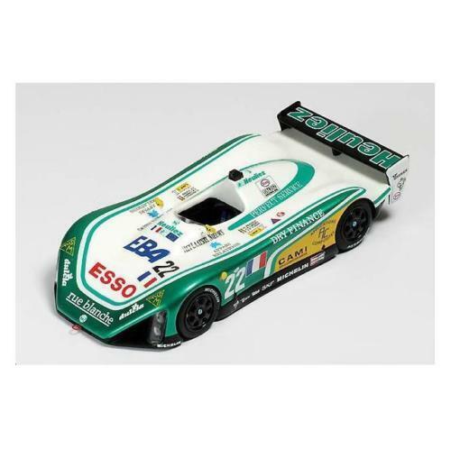 Wr Lm   22 le Mans 1994 Libert-YVON-REGOUT S0341 Spark 1 43 Neuf en boîte  Rare  classique intemporel
