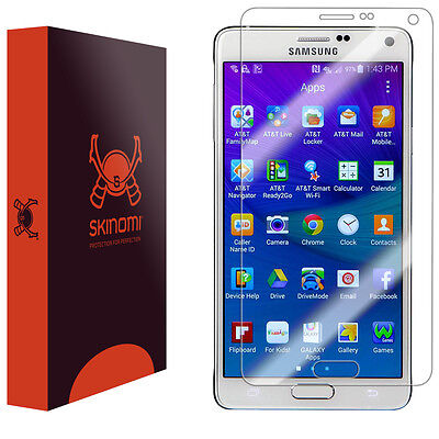 Skinomi TechSkin Samsung Galaxy Note 5 Screen Protector
