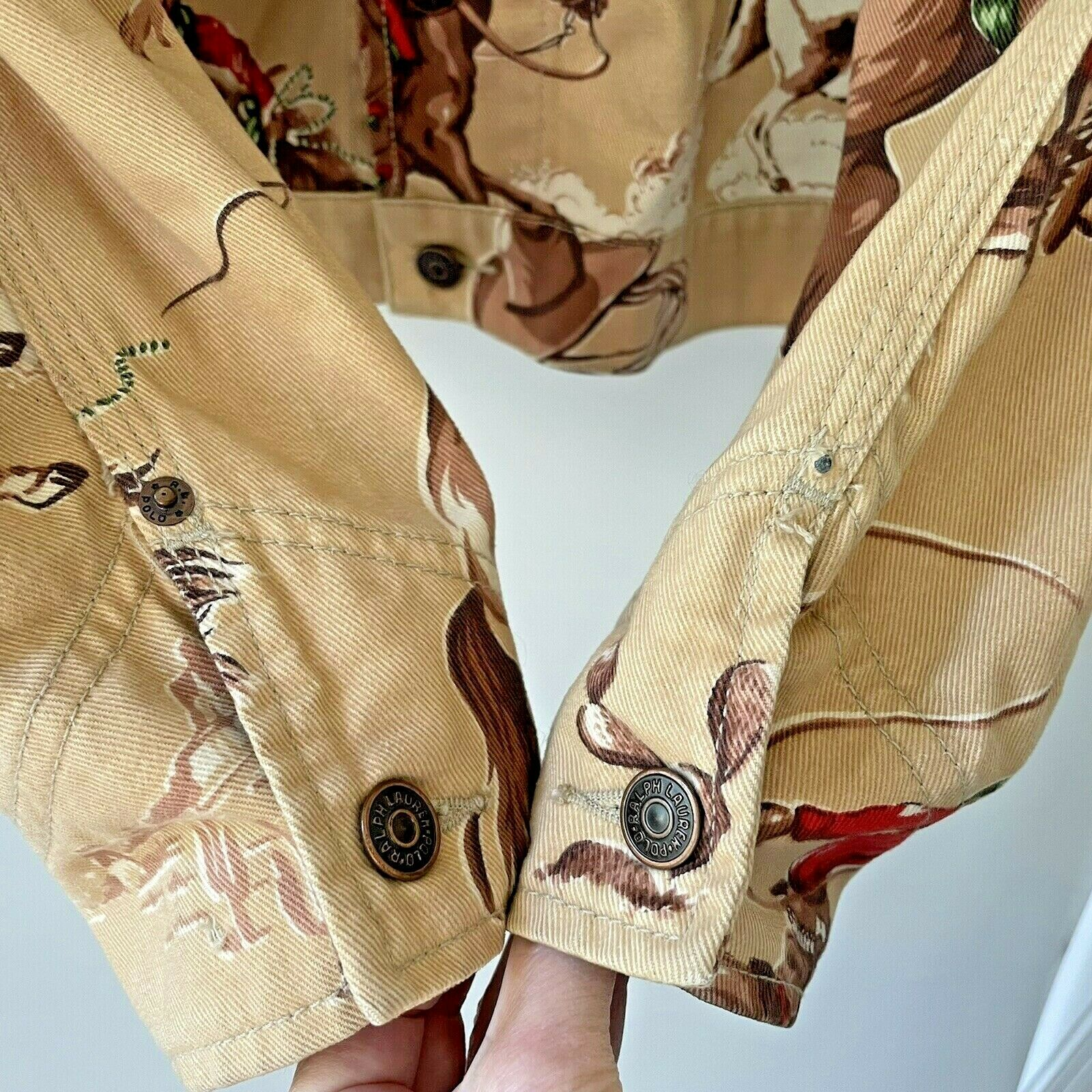 VTG Ralph Lauren Rodeo Country Western Cowboy Wom… - image 4