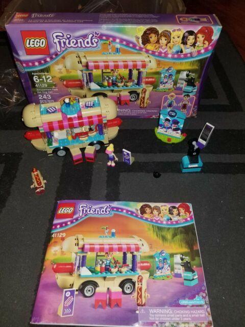 nuevo Lego Friends Mini Figura-Olivia-Pink Top-frnd 235