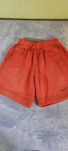Vintage 90s Nike Sweat Shorts RARE Hip Hop Rap Tra